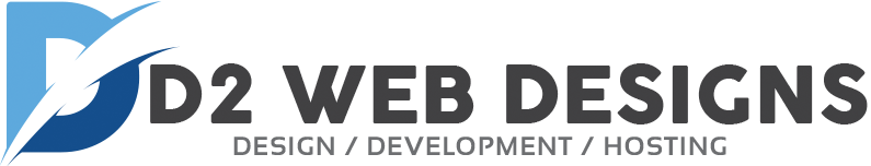 D2 Web Design and Development Logo